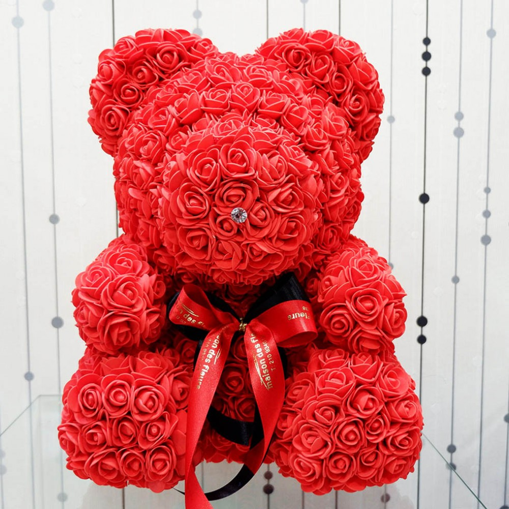 Forever teddy bear Big Red