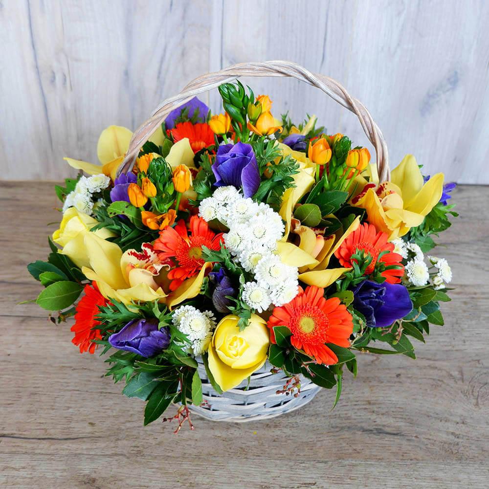 Συνθέσεις Λουλουδιών - Spring - Σύνθεση λουλουδιών | Ανθοπωλείο Maison des fleurs