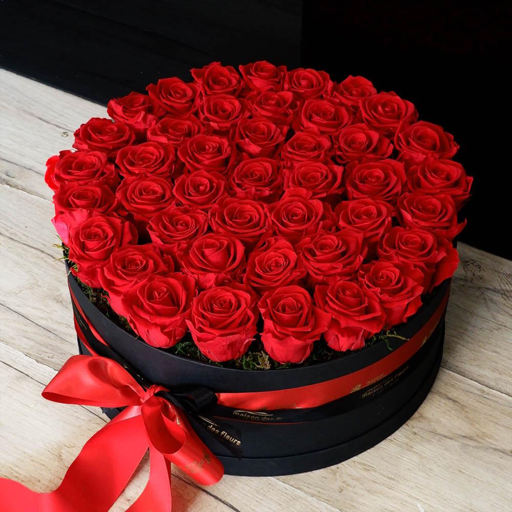 Huge Forever Roses Box