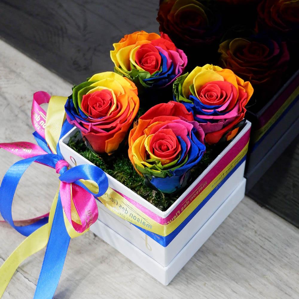 Forever Rainbow Box