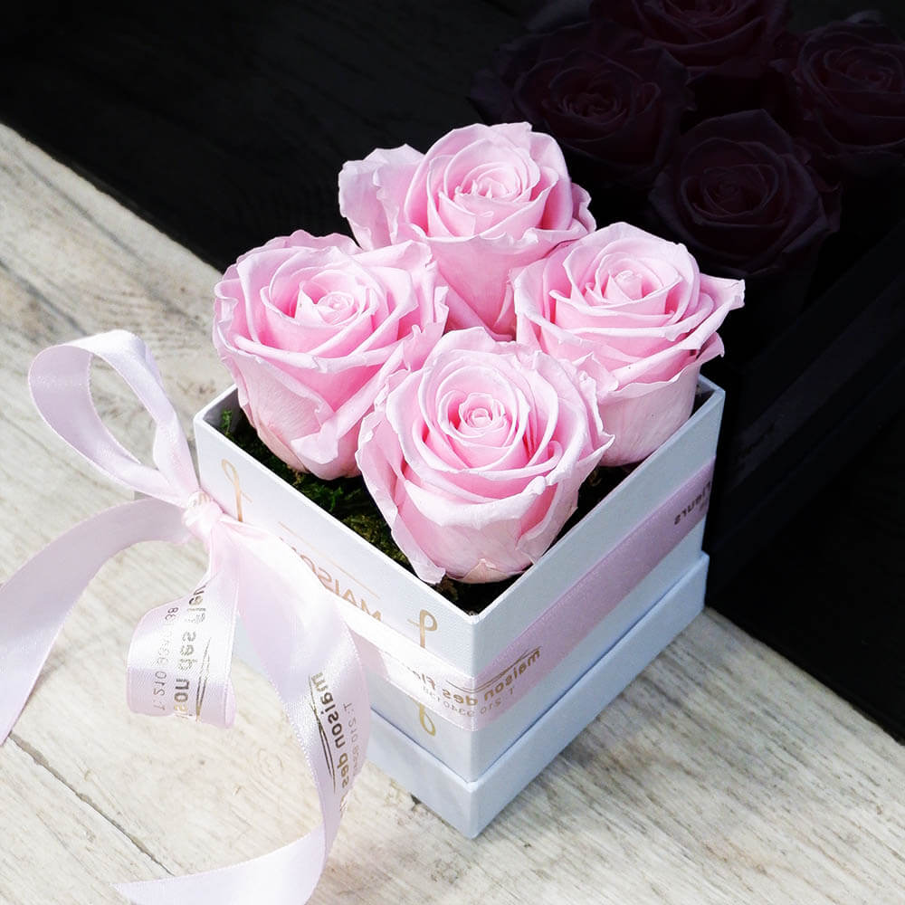 Forever Roses - Forever Pink Box