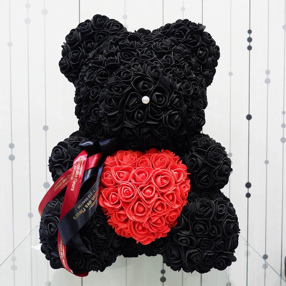 Forever teddy bear Big Black