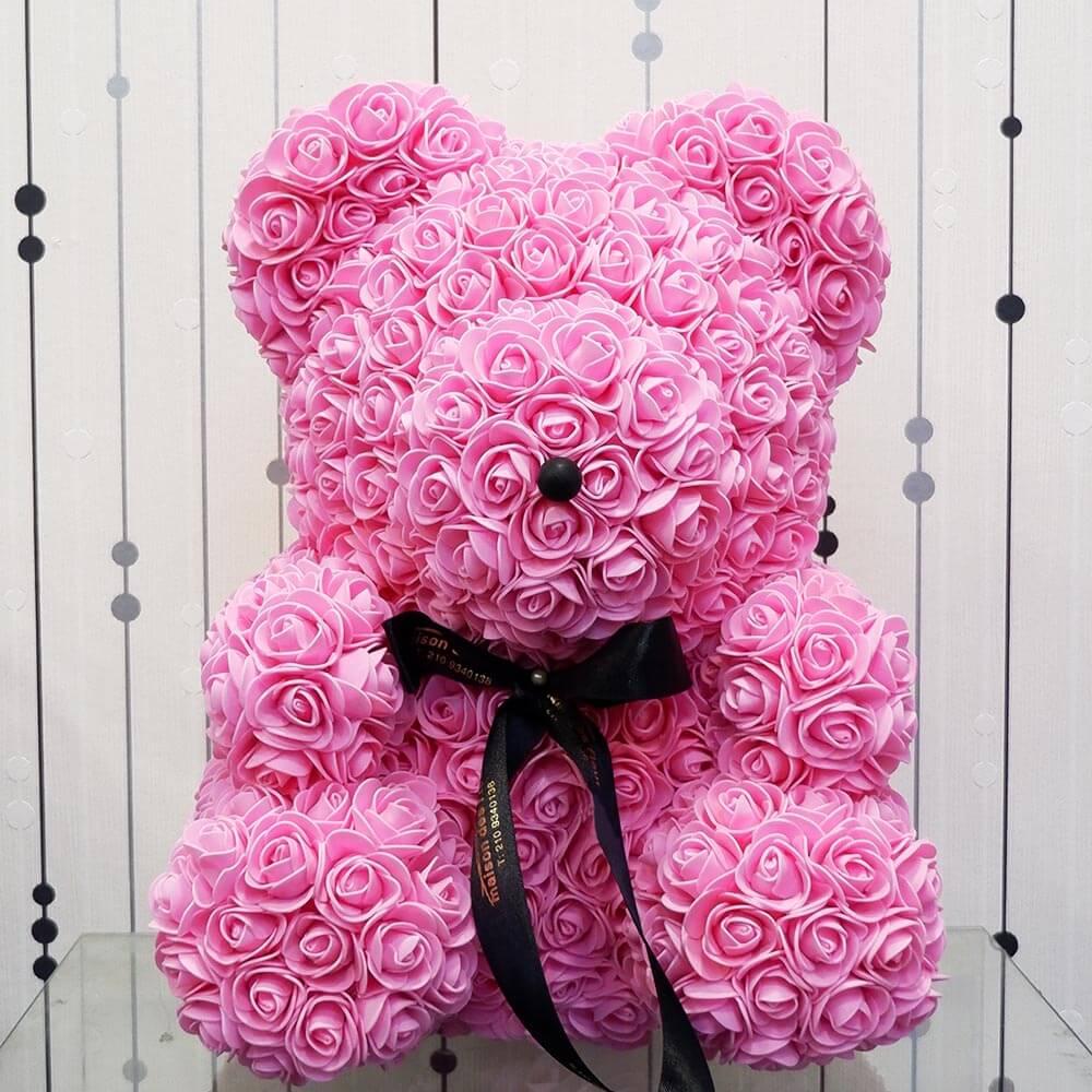Forever teddy bear Big Pink