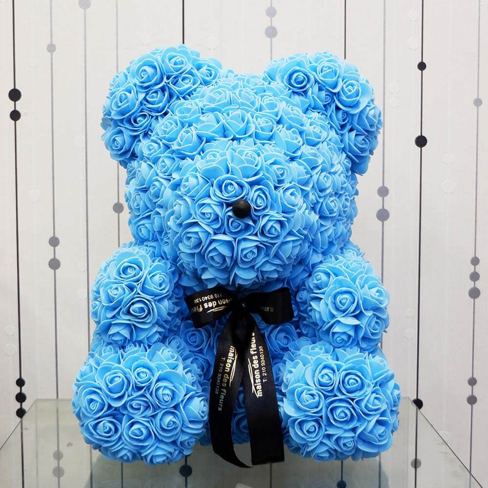 Forever teddy bear Big Blue