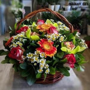 Betty - Σύνθεση λουλουδιών | Ανθοπωλείο Maison des fleurs