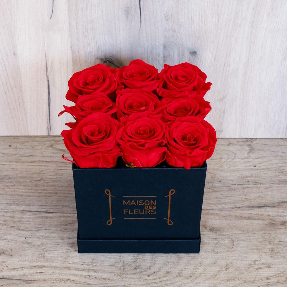 Forever Roses - Forever Big Red Box