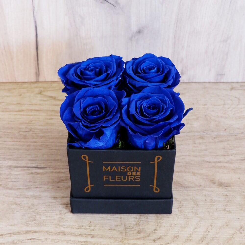 Forever Roses - Forever blue Box