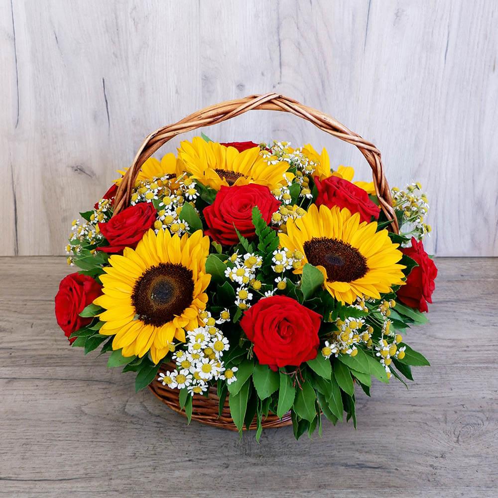 Συνθέσεις Λουλουδιών - Summer - Σύνθεση λουλουδιών