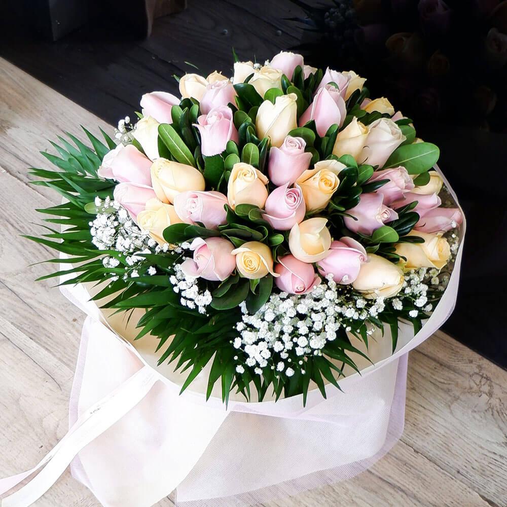 Ανθοδέσμη - Μπουκέτο - Pal bouquet - Maison des fleurs