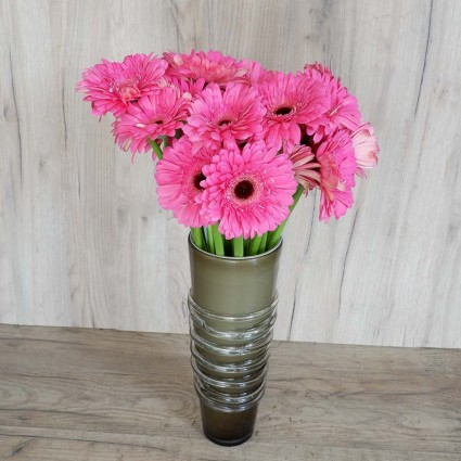 Pink Gerbera - Create your own bouquet with Pink Gerberas!