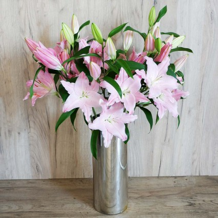 Star Geizer Lilies - Create your own bouquet with Star Geizer Lilies!