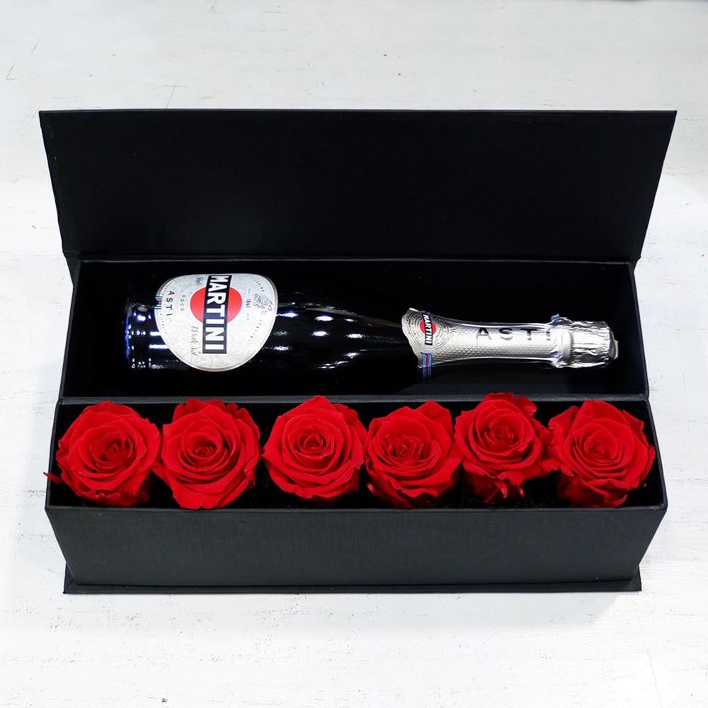 Forever Roses Martini