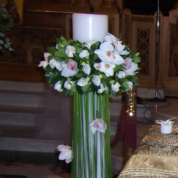 Candle Decoration
